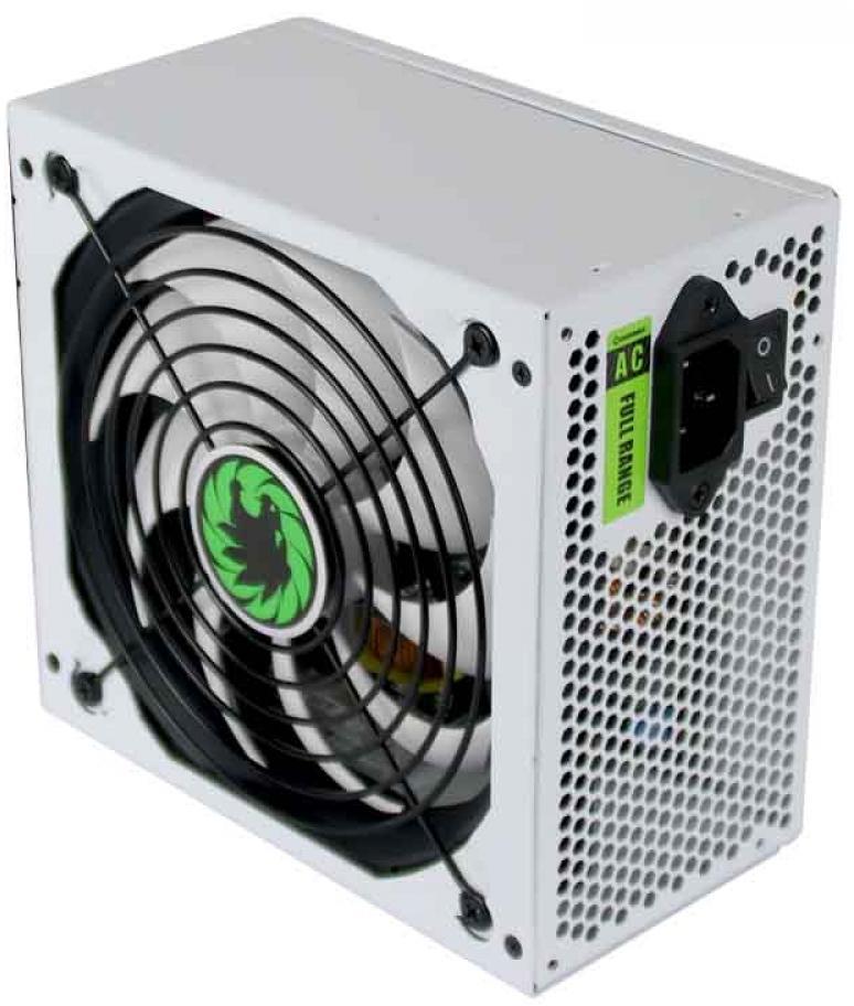 Купить Блок живлення Gamemax GM-600 600W (GM-600-WHITE)
