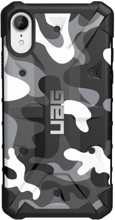 Купить Чохол UAG for iPhone Xr - Pathfinder Camo Arctic (111097114060)