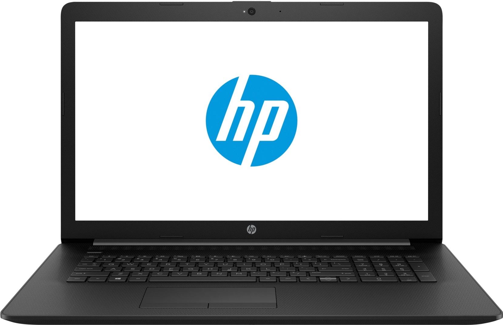 Ноутбук Hewlett-Packard 17-by0157ur 4UC24EA Black  - купить со скидкой