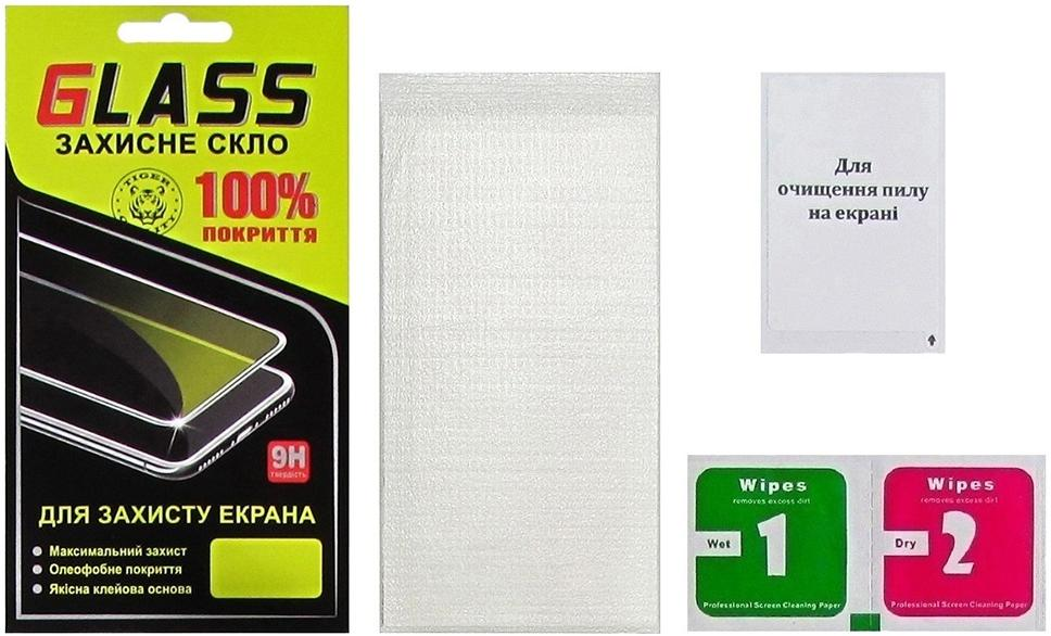 Аксесуари для мобільних телефонів, Захисне скло Masterclub for Xiaomi Redmi 6 / 6A - Full Glue Black (16327)  - купить со скидкой