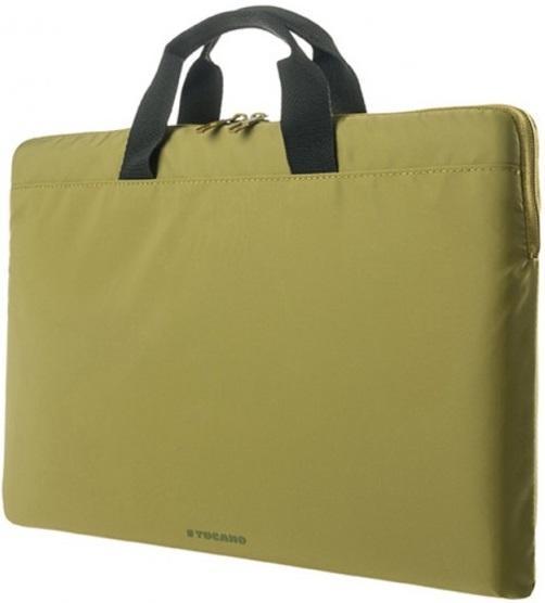 Купить Сумка для ноутбука Tucano Minilux, Acid Green, BFML1314-VA