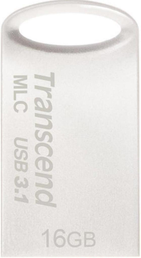 Купить Флешка USB Transcend JetFlash 720 16GB TS16GJF720S Silver