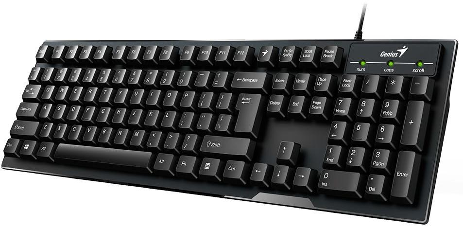 Купить Клавіатура Genius Smart KB-102 Black (31300007410)