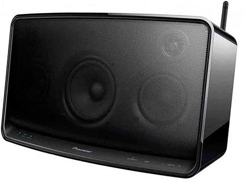 Купить Акустичні системи, Портативна акустика Pioneer XW-SMA4 Black