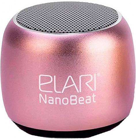 Купить Акустичні системи, Портативна акустика Elari Nanobeat Pink (ELNB1PNK)