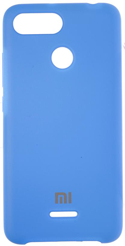 Чохол HiC for Xiaomi Redmi 6 - Silicone Case Deep Lake Blue  (SCXR6-3)