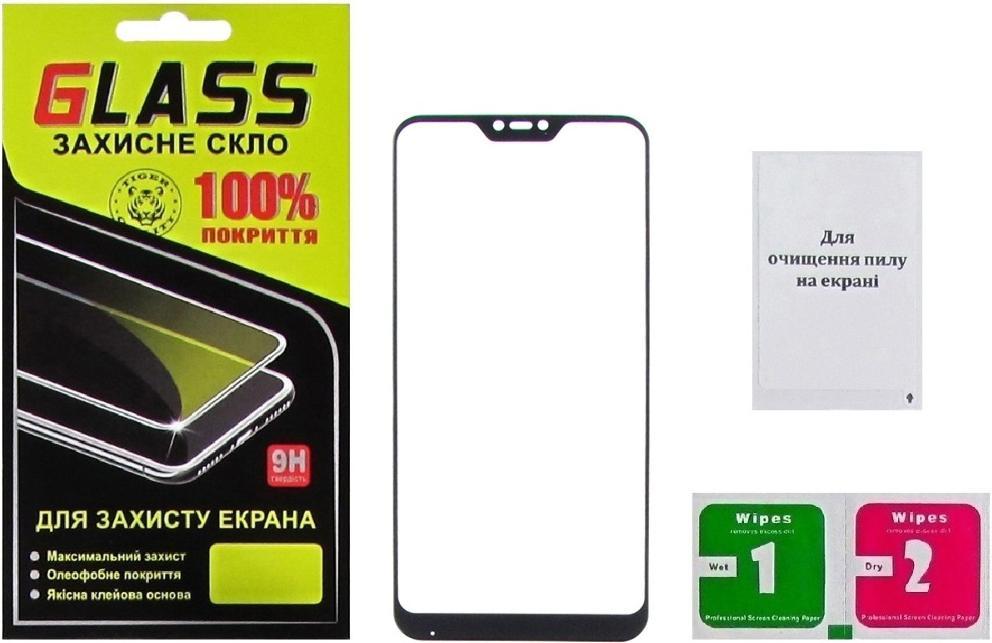 Купить Аксесуари для мобільних телефонів, Захисне скло Masterclub 2.5D for Xiaomi redmi 6 Pro / Mi A2 Lite - Full Glue Black (15802)