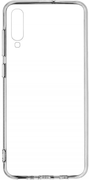Купить Аксесуари для мобільних телефонів, Чохол 2E for Samsung Galaxy A70 A705 - Basic Hybrid Transparent (2E-G-A70-AOHB-TR)