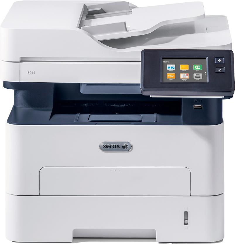 Купить Принтери та Багатофункціональні пристрої, БФП Xerox B215 A4 with Wi-Fi (B215V_DNI)