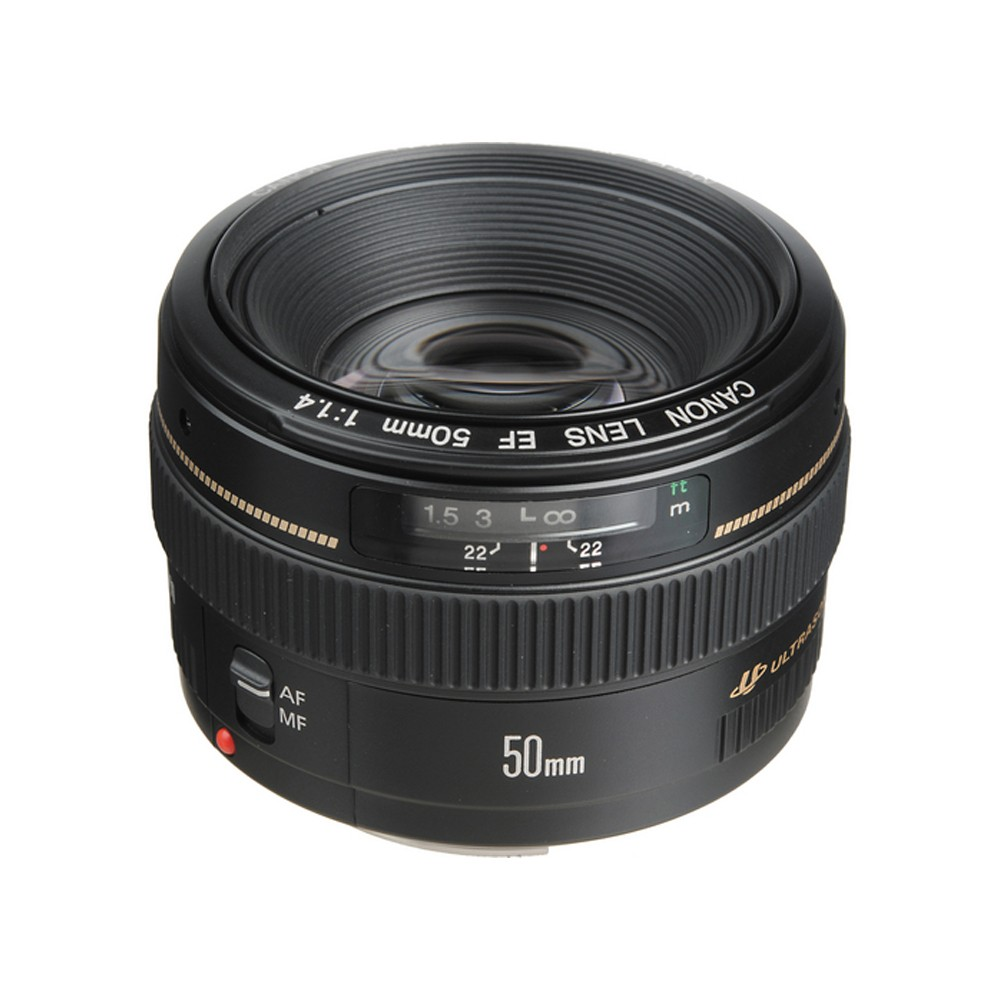 Купить Об'єктив Canon EF 50мм f/ 1.4 USM, 2515A012