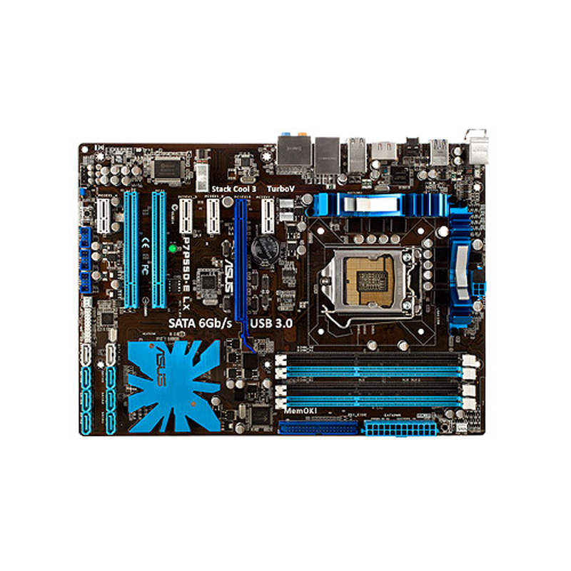 ASUS P7P55D-E LX AUDIO DRIVER FOR PC
