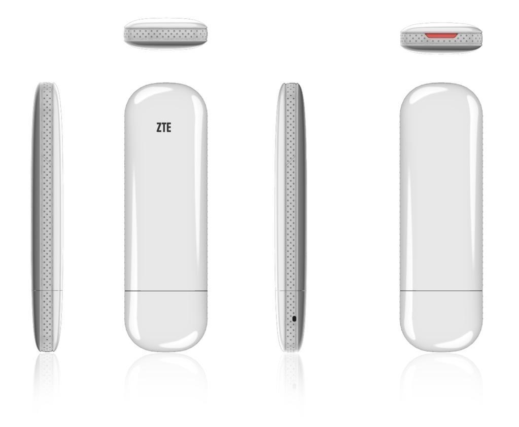 zte Модем 3G ZTE MF667 USB