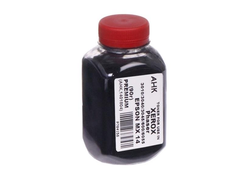 Купить Тонер AHK Xerox Phaser 3010 / 3040 / 3045 / 6000, Epson MX14 чорний, 1401804