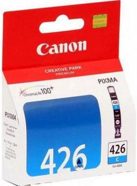 Купить Картридж Canon CLI-426 iP4840, MG5140, MG5240 блакитний, 4557B001