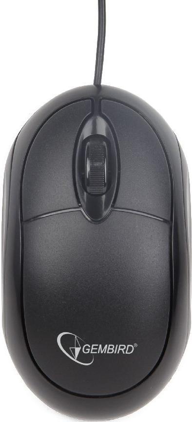 Купить Мишка Gembird MUS-U-01 чорна