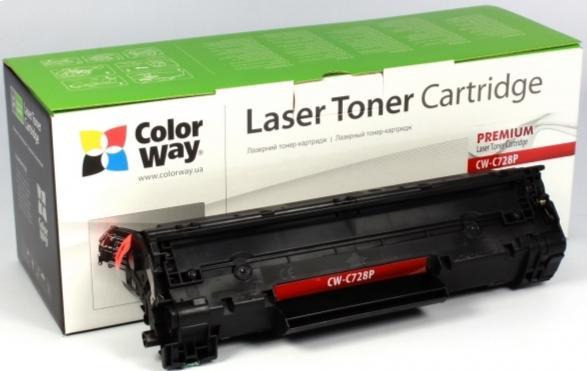 Купить Картридж ColorWay Premium Canon 728/726 MF45xx/MF44xx (CW-C728P)