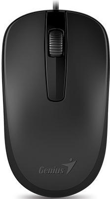 Купить Мишка Genius DX-120 чорна, 31010105100