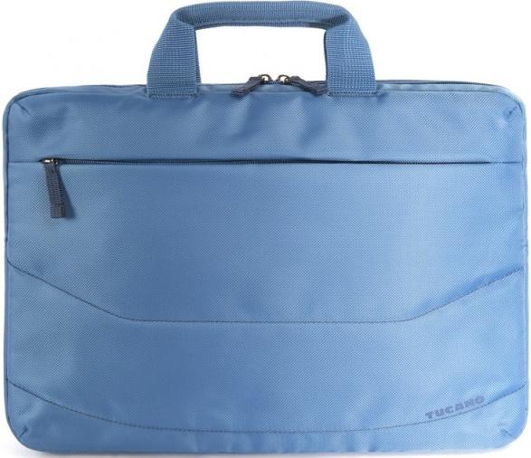 Купить Сумки, наплічники для ноутбуків, Сумка для ноутбука Tucano Idea Computer Bag Sky Blue (B-IDEA-Z)