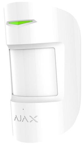 Купить Комбінований датчик Ajax CombiProtect White