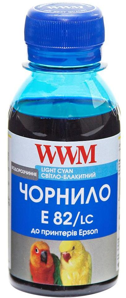 Купить Чорнило WWM Epson Stylus Photo T50/P50/PX660 світло-блакитне, E82/LC-2