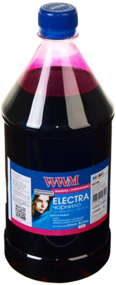 Купить Чорнило WWM EU/M-4 Epson Universal ELECTRA 1000 г малинове