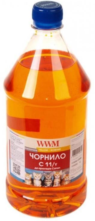 Купить Комплект чорнил WWM (C11/Y-4)