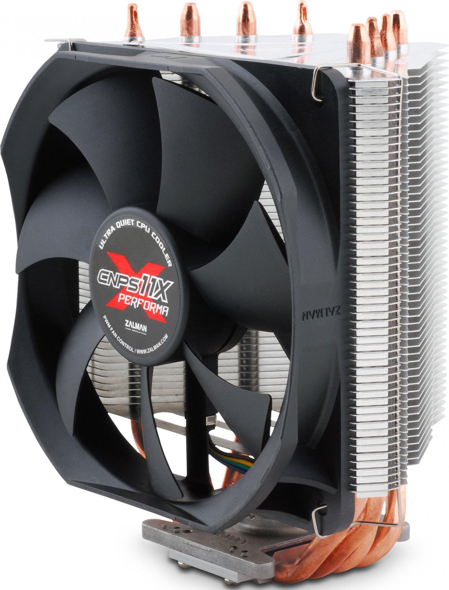Купить Кулер для процесора Zalman CNPS11X Performa (CNPS11X Performa)