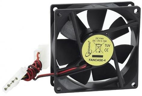Купить Вентилятор для корпуса Gembird FANCASE-4