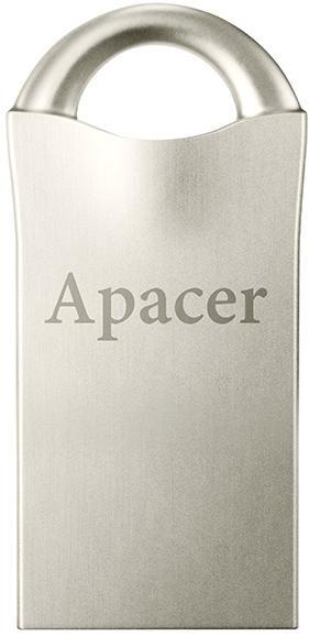 Купить Флешка USB Apacer AH117 16GB AP16GAH117S-1 Silver