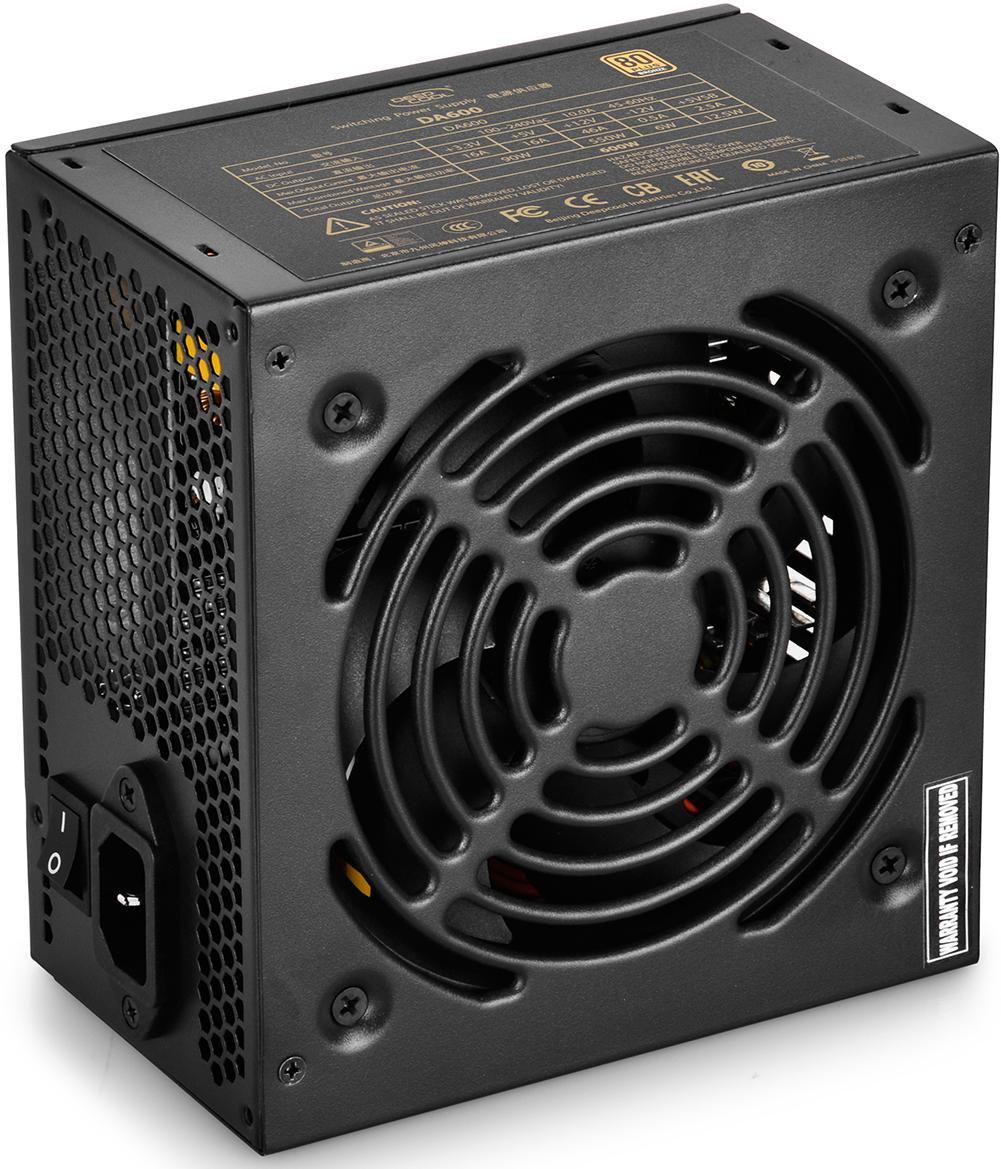 Купить Блок живлення Deepcool DA600 600W