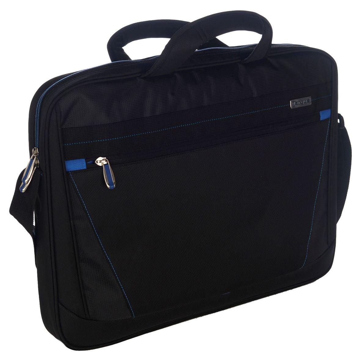 Купить Сумки, наплічники для ноутбуків, Сумка для ноутбука Targus Prospect 16 Black, TBT259EU