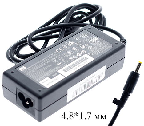 Купить Блок живлення для ноутбука Odiss HP 18.5V 3.5A 65W (без кабеля), 18.5_4.8_1.7