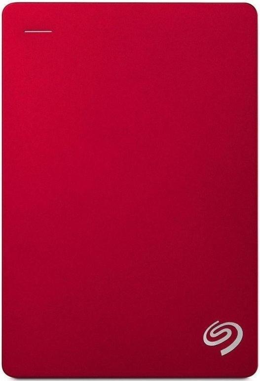 Купить Зовнішній жорсткий диск Seagate Backup Plus Portable External 5TB STDR5000203 Red