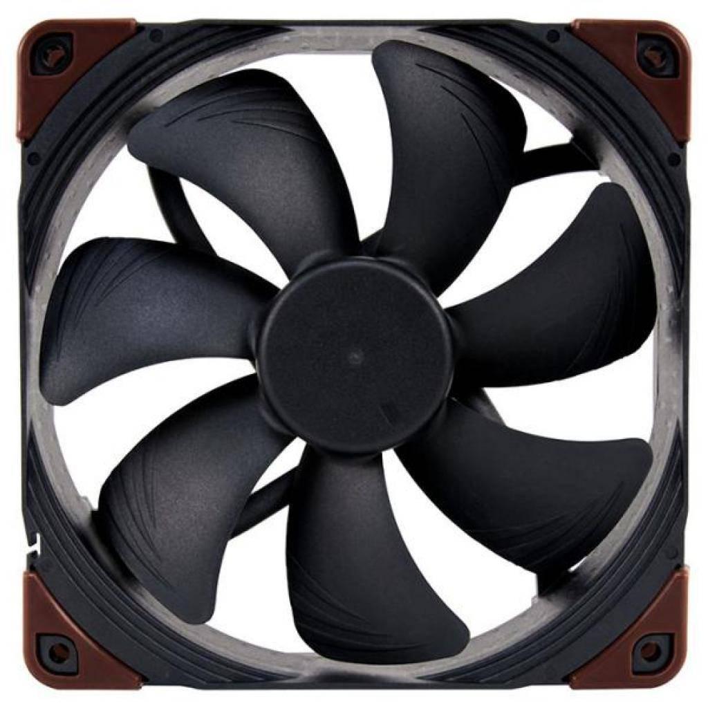 Купить Вентилятор для корпуса Noctua NF-F12iPPC-2000 Black
