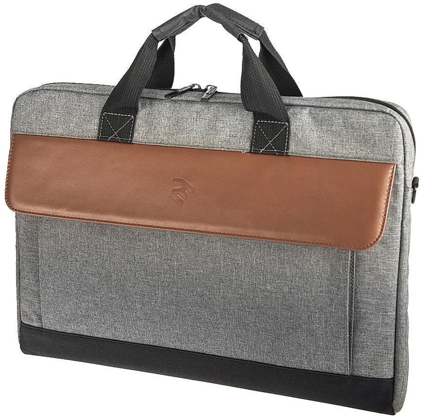 b12ea6610086 Сумка для ноутбука 2E CBP716GR серая – купить в интернет-магазине ...
