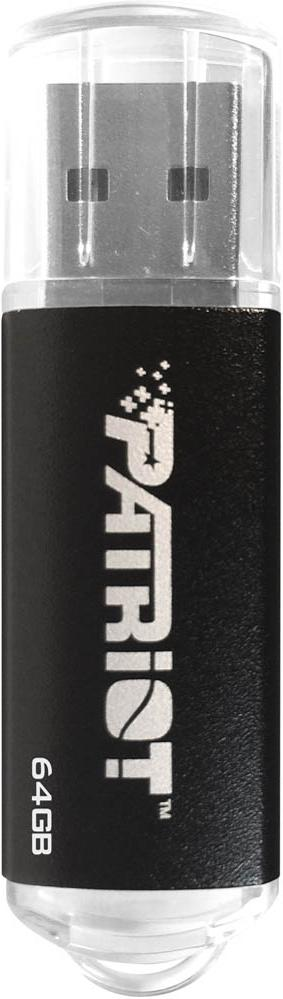 Купить Флешка USB Patriot Xporter Pulse 64GB PSF64GXPPBUSB Black