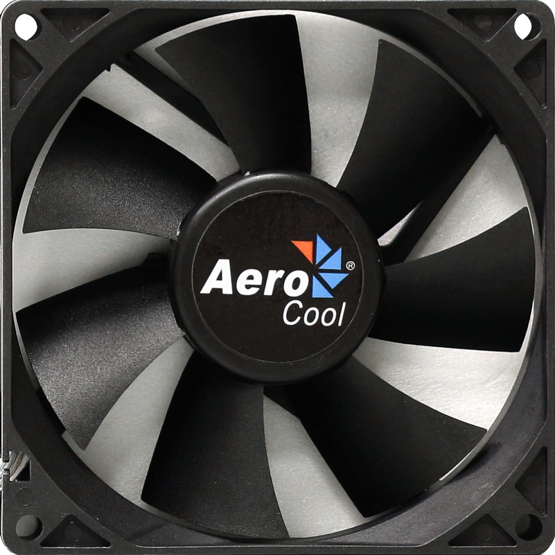 Купить Вентилятор для корпуса AeroCool Dark Force 90mm (Dark Force 90мм)