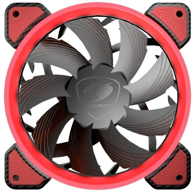 Купить Вентилятор для корпуса Cougar Vortex FB 120 (FR 120 RED)