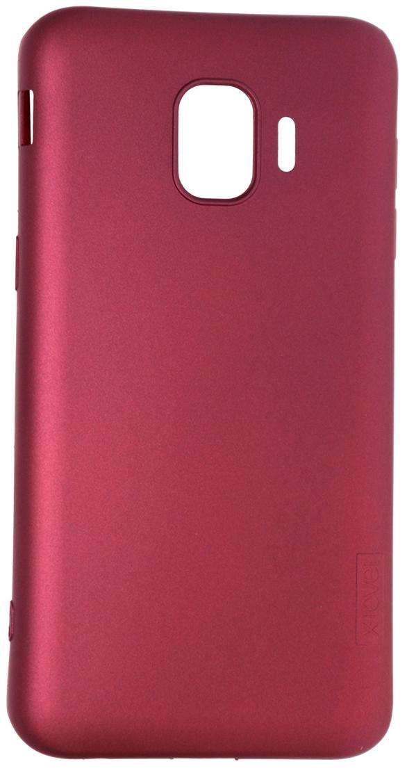 Купить Аксесуари для мобільних телефонів, Чохол X-LEVEL for Samsung J2 Core 2018 - Guardian Series Wine Red, КТС242709