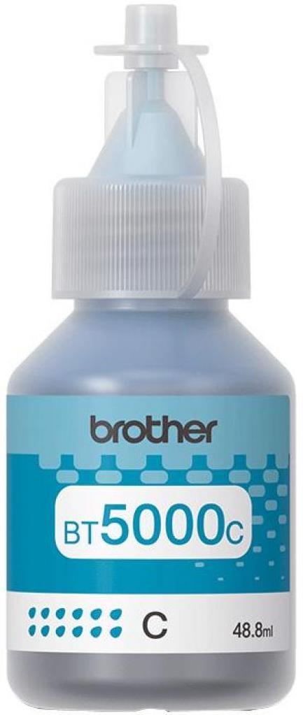 Купить Чорнило Brother DCPT300/DCPT500W/DCPT700W/DCPT310/DCPT510W/DCPT710W Cyan 5k, BT5000C