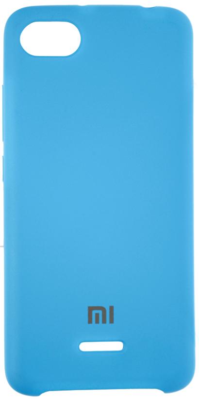 Чохол HiC for Xiaomi Redmi 6A - Silicone Case Blue Cobalt  (SCXR6A-40)