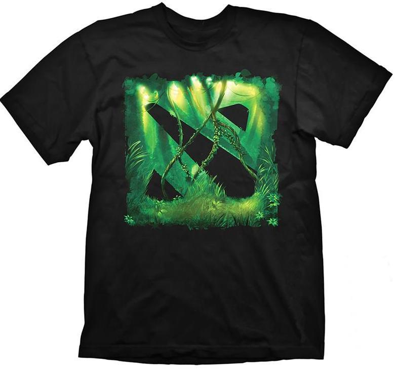 Геймерський одяг, Футболка DOTA 2 Jungle, Size L, GE1704L, GAYA  - купить со скидкой
