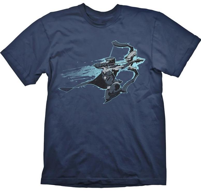 Геймерський одяг, Футболка GAYA DOTA 2 Drow Ranger Size XL + внутрішньоігровий код, GE1673XL  - купить со скидкой