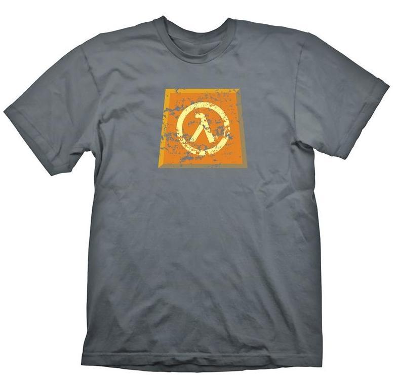 Купить Геймерський одяг, Футболка GAYA Half Life Lambda Logo Size M, GE1174M