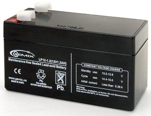 Купить Батарея для ПБЖ Gemix LP12-12