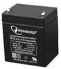 Купить Батарея для ПБЖ Gembird BAT-12V 4.5Ah, MS-12V 4.5AH