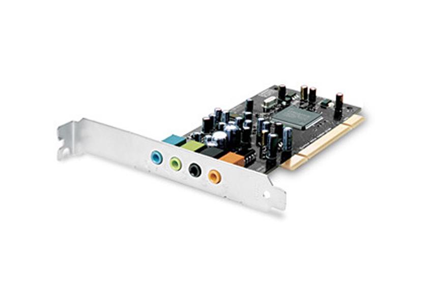 Звукова карта Creative Sound Blaster 5.1VX bulk (30SB107100000_bulk) –  купити в інтернет-магазині KTC: ціни, відгуки, характеристики