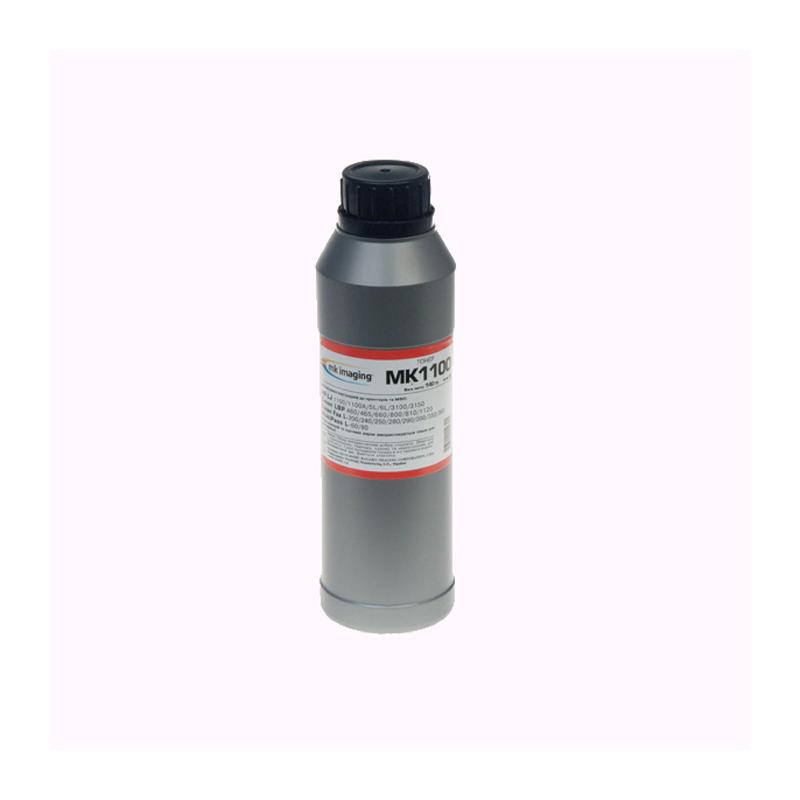 Купить Тонер Mitsubishi MK1100 HP LJ 1100, 5L, AX чорний, MK1100_140g_black