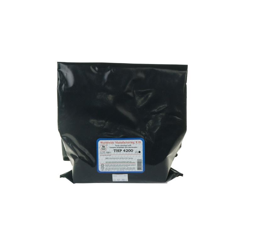 Купить Тонер WWM HP LJ 4200/4250/4300/4350 чорний, TB67-2