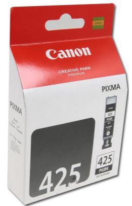 Купить Картриджі, Картридж Canon PGI-425 iP4840, MG5140 чорний, 4532B001